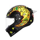 AGV Pista GP R Rossi 20 Years Capacete - Limited Edition