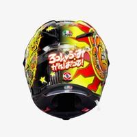 AGV Pista GP R Rossi 20 Years Helmet + Free Extra Visor