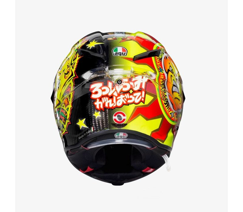 Pista GP R Rossi 20 Years Helmet - Limited Edition