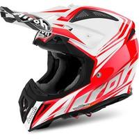 Aviator 2.2 Ready Red Gloss Helm