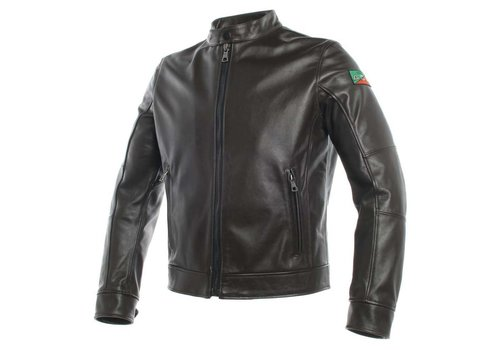 Dainese Online Shop Dainese AGV 1947 Leather Jacket