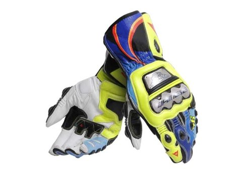 Dainese Online Shop Full Metal 6 VR46 Replica Handschuhe