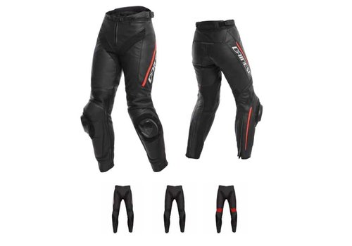 Dainese Online Shop Delta 3 LADY Leather Pants