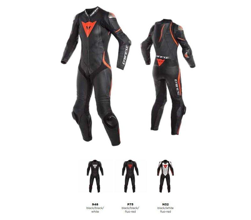 Laguna Seca 4 Perforated LADY 1-Piece Racing Suit