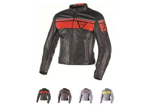 Dainese Blackjack Leather Motorjas