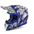 AIROH Aviator 2.2 Anniversary Blue Gloss Helmet
