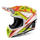 AIROH Aviator 2.2 Double Orange Gloss Capacete