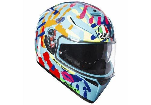 AGV Online Shop K3 SV Misano 2014 шлем