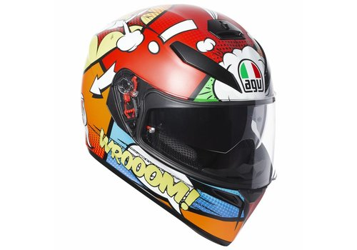 AGV K3 SV Balloon Casco