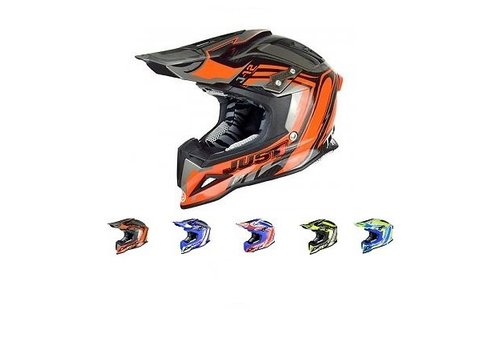 Just1 J12 Flame Casco