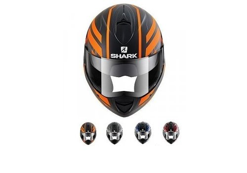 SHARK Evoline 3 Corvus Helmet
