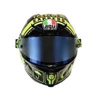 AGV Corsa R Iannone Winter Test 2017 Helm + Kostenloser Visier
