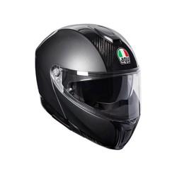 AGV AGV Sportmodular Carbon Dark-Grey Helm - kostenlose Rücksendung