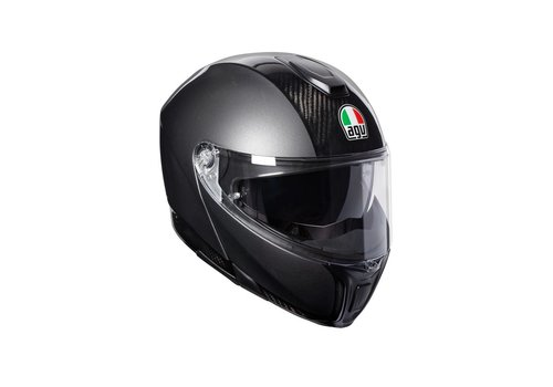 AGV AGV Sportmodular Carbon Dark-Grey Helm