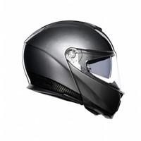 AGV Sportmodular Carbon Dark-Grey Helm - kostenlose Rücksendung