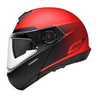 Schuberth C4 Resonance Red Helmet
