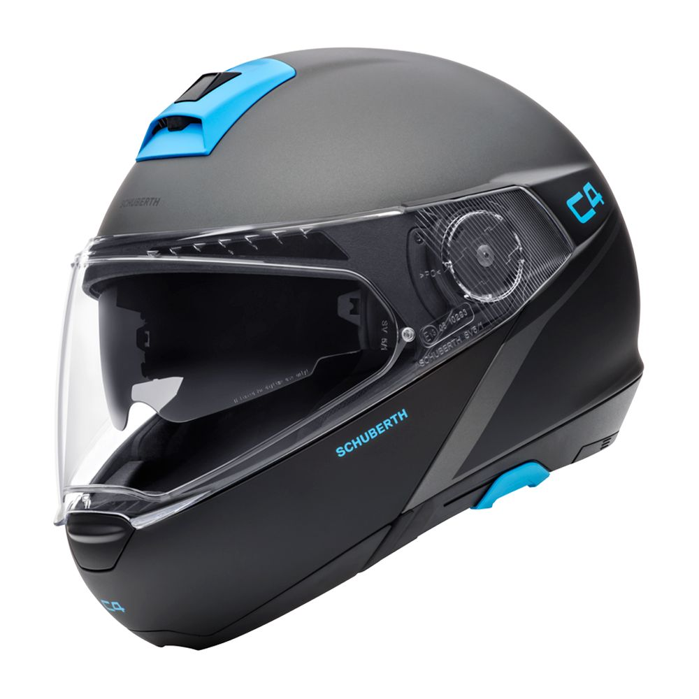 schuberth c4 spark helmet champion helmets. Black Bedroom Furniture Sets. Home Design Ideas