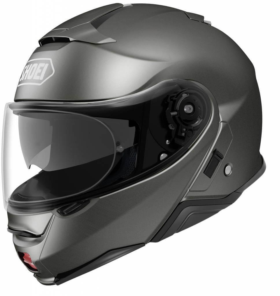 casque shoei neotec 2 antracite retour gratuit champion helmets. Black Bedroom Furniture Sets. Home Design Ideas
