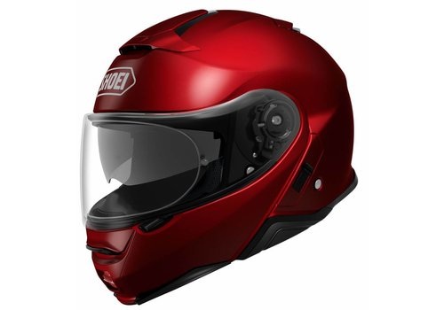 SHOEI Neotec 2 Wine Red Helmet