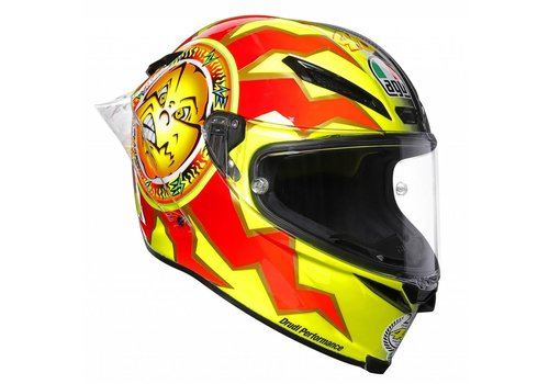 AGV Pista GP R Rossi 20 Years шлем - Limited Edition