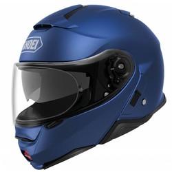 Shoei Shoei Neotec 2 Matt Blue Helmet - Free Shipping