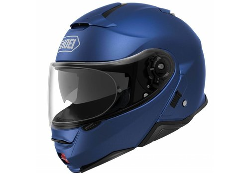 SHOEI Neotec 2 Matt Blau Helm
