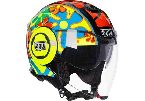 AGV Online Shop Fluid Valencia 2003 Helm