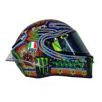 AGV Pista GP R Winter Test 2018 Rossi Helmet + Free Extra Visor