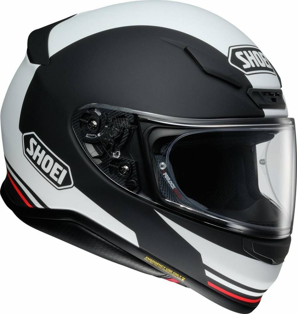 Shoei Nxr Recounter Tc 5 Helmet Free Visor Champion