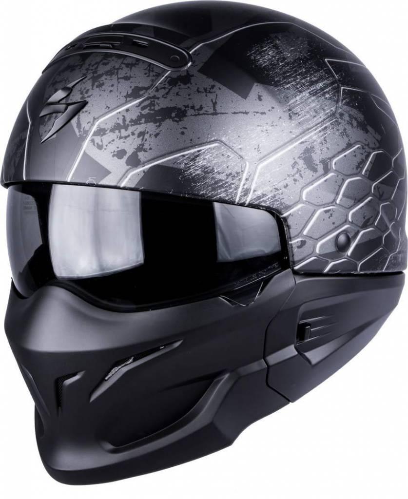 Scorpion Exo Combat Ratnik Casco Modulare Champion Helmets