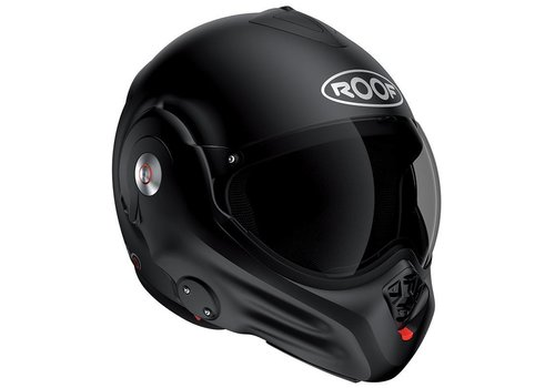 ROOF Roof Desmo 3 Zwart Matt Helmet