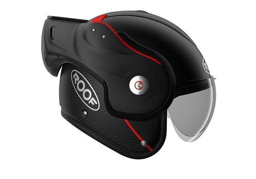 Roof Online Shop ROOF Boxxer Carbon Helm Schwarz