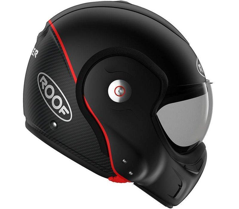 casco roof boxxer carbon nero champion helmets. Black Bedroom Furniture Sets. Home Design Ideas
