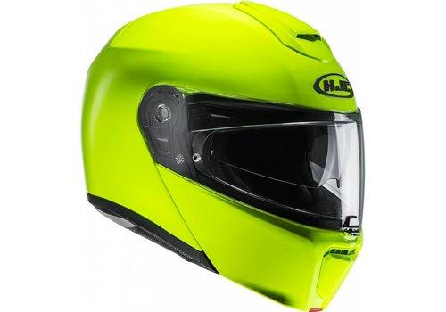 HJC RPHA-90 шлем желтый флюо