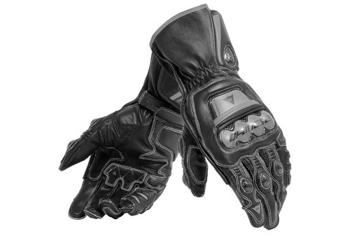 Dainese Online Shop Full Metal 6 Handschuhe Schwarz
