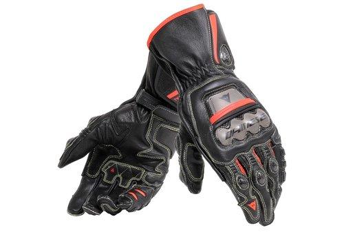 Dainese Online Shop Full Metal 6 Handschuhe Schwarz Rot