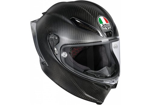 AGV Pista GP R Matt Carbon Casco
