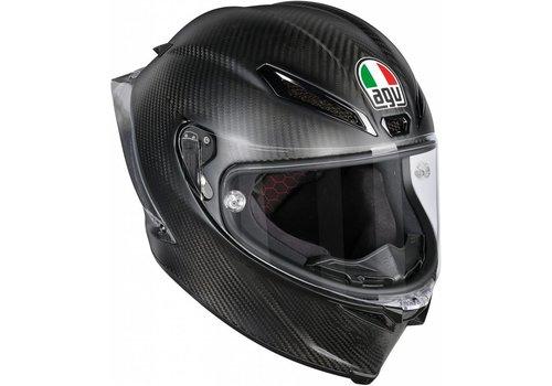 AGV Pista GP R Matt Carbon шлем