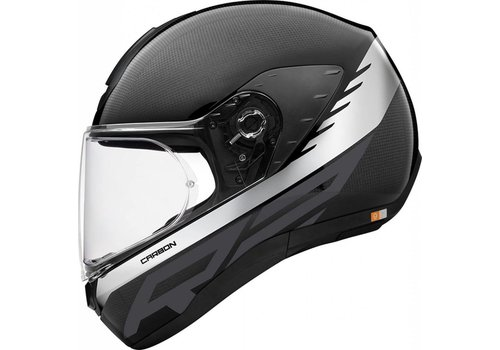 Schuberth R2 Bold Chrome Helm
