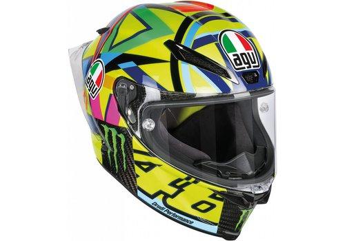 AGV Pista GP R Soleluna 2016 Valentino Rossi Capacete