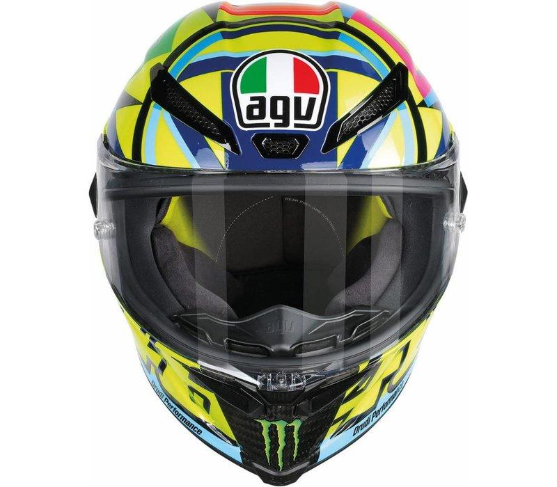 Pista GP R Soleluna 2016 Valentino Rossi Casque