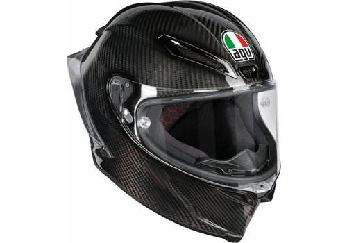 AGV AGV Pista GP R Glossy Carbon Helm