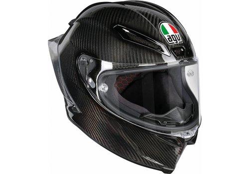 AGV Pista GP R Glossy Carbon шлем