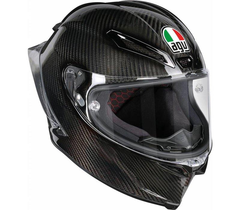 AGV Pista GP R Glossy Carbon Helm + Kostenloser Visier