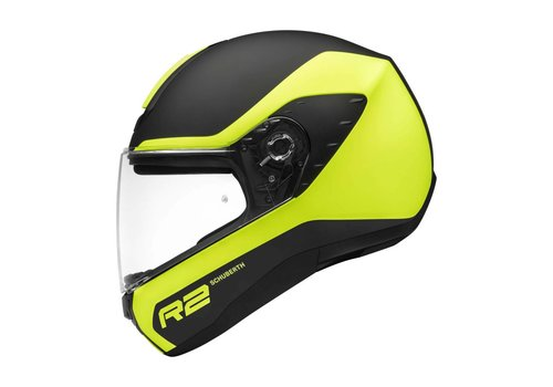 Schuberth R2 Nemesis Yellow Fluo Helm
