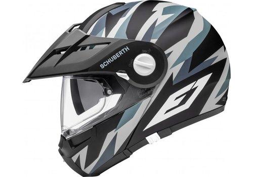 Schuberth E1 Rival Grey Helmet