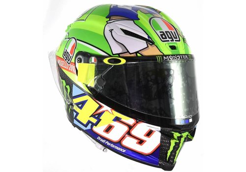 AGV Pista GP R Mugello 2017 Helmet - Limited Edition