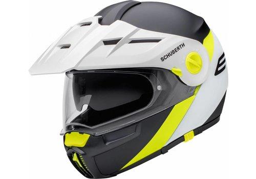 Schuberth E1 Gravity Yellow Helmet