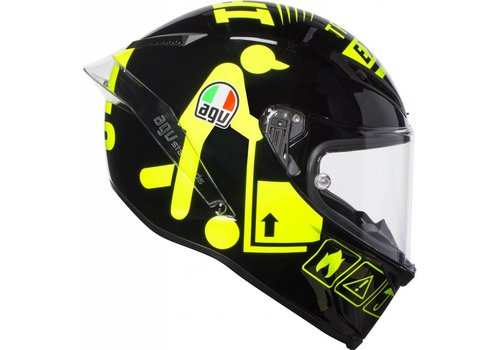 AGV Corsa R Iannone Winter Test 2017 Casco
