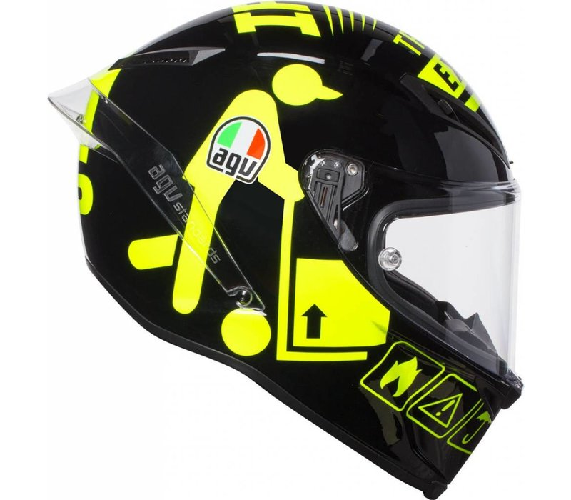 Casco AGV Corsa R Iannone Winter Test 2017